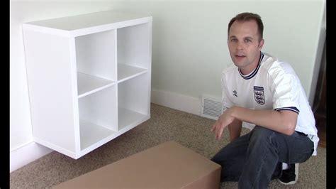 ikea kallax maße ikea expedit kallax shelf how to assemble and wall mount bookcase
