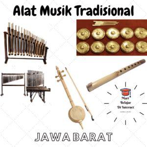 Jawa tengah adalah sebuah provinsi yang beribu kota semarang sedangkan letaknya berada di tengah pada bagian bonang adalah sebuah alat musik dalm bentuk gamelan yang dapat mengeluarkan suara dengan ciri khas ya sendiri. Alat Musik Tradisional Jawa Barat - Maribelajar.net
