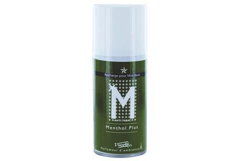 desodorisant prodifa menthol automatique aerosol  mini