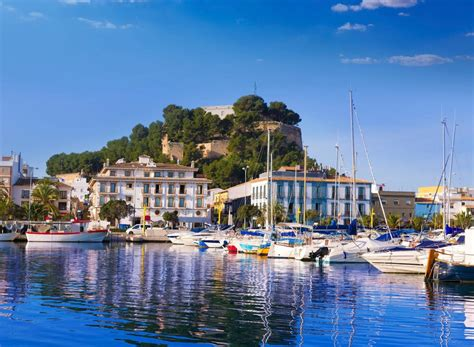 Denia  Luxury Apartment With Seaviews In Denia Globexs