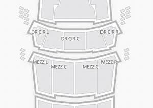 Seating Chart Bank Theater Chicago Cibc Theatre Seating Chart Seating Charts Tickets