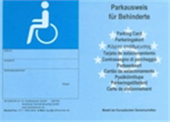 schwerbehindertenausweis g parken kolpingstadt kerpen