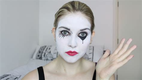 Cute Mime Makeup  Ideas Pictures Tips About Make Up