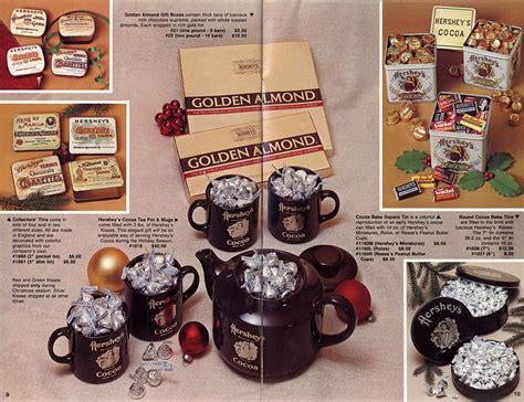 Hershey's 1982 Holiday Gift Catalog