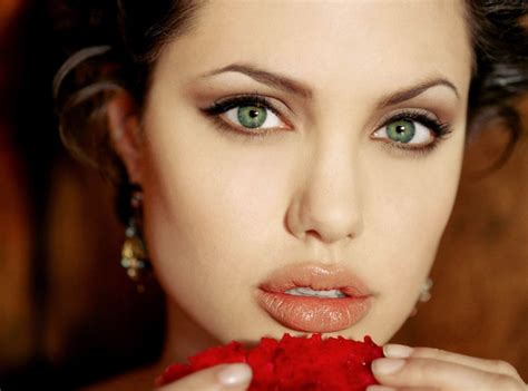Celebrity Angelina Jolie - Weight, Height and Age