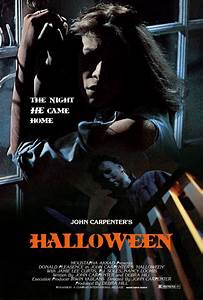 Bloody Pit of Rod: HALLOWEEN (1978) Poster Art