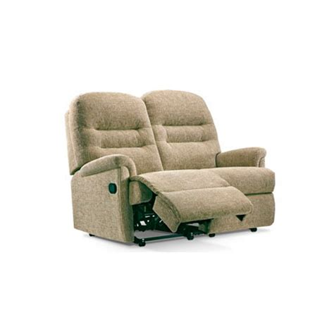 Small Loveseat Recliner by Sherborne Keswick Small Recliner 2 Seater Sofa Reclining