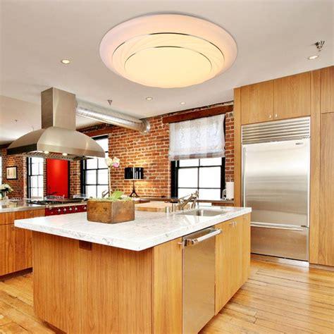 led  flush mount ceiling light downlight kitchen
