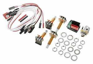 Emg 1 Or 2 Pickups Wiring Kit Ls  U2013 Thomann United States