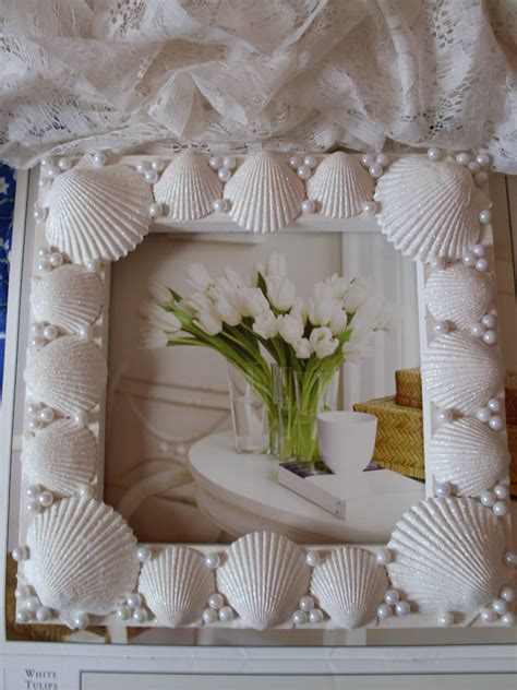 Decorating Ideas Using Seashells by Inexpensive Cottage Decorating Creative Ideas For