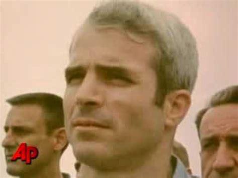 John McCain as Pow in Vietnam
