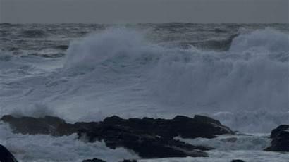 Waves Coast Rough Masterpiece Pbs Seas Giphy