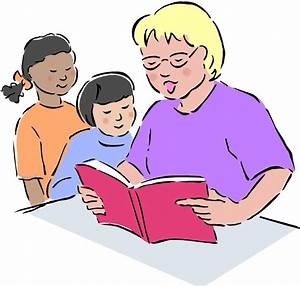 Teaching Reading Clipart - ClipArt Best