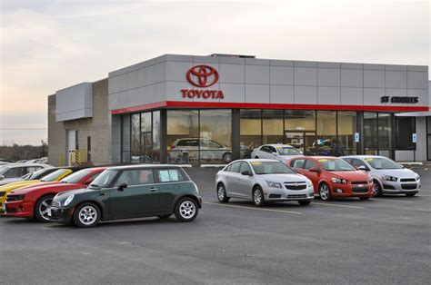 toyota main dealer st charles toyota 25 photos 58 reviews car dealers