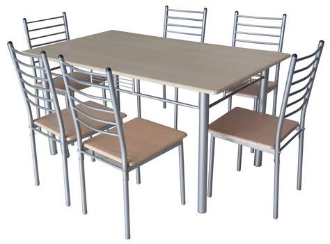 Ensemble Table Et Chaises De Cuisine But  Chaise Idées