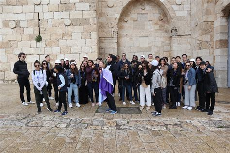 spring break  israel fashion luxury mba
