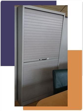 mobilier de bureau armoire haute rideaux vertical 224 130 59135 wallers nord nord pas de