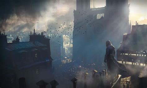 ubisoft donates 0 5m to notre dame restoration gives away assassin s creed unity for free