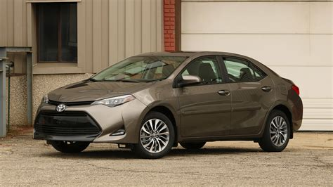 toyota usa 2017 2017 toyota corolla review mediocrity sells