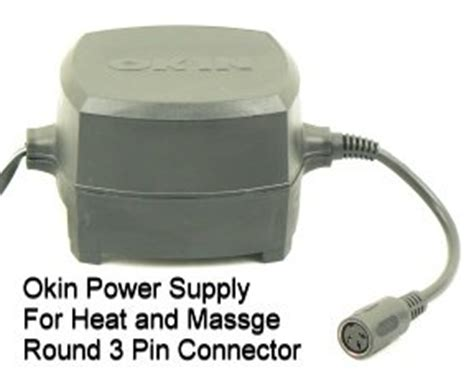 Okin Lift Chair Power Supply by Okin 3 Pin Power Supply Adaptor Transformer