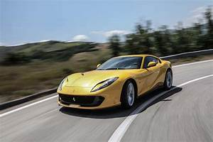 Ferrari 812 Superfast First Drive Review Automobile Magazine