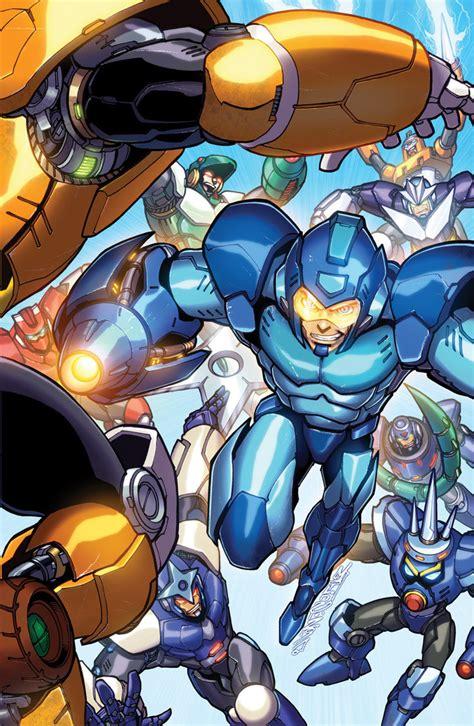 Mega Man Tribute By Markerguru On Deviantart