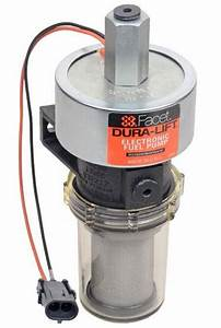 New 12v Facet Solid State Fuel Pump Packard Connector Dura