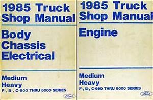 Ford F800 Wiring Schematic