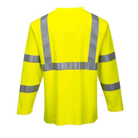 Portwest augstas redzamības un ugunsdrošs krekls FR96 - Ugunsdrošs apģērbs - Darba apģērbu ...