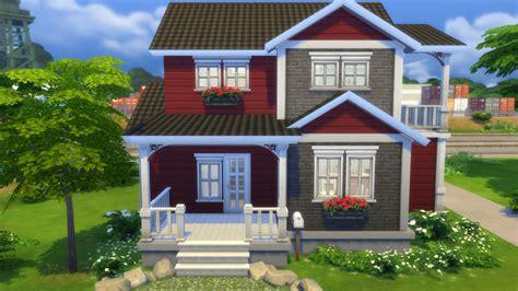 sims  sims  creations family home ansgar