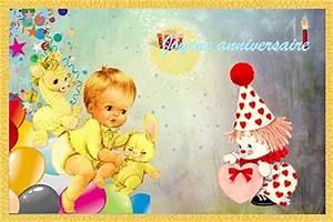 1 An Anniversaire : carte anniversaire bebe 1 an ~ Farleysfitness.com Idées de Décoration