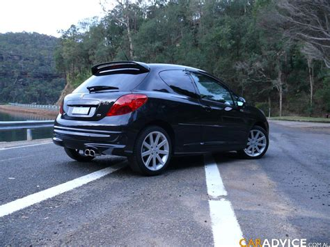 Peugeot 207 Gti by 2007 Peugeot 207 Gti Review Caradvice