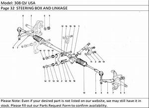 Buy Ferrari Part   95860403 Steering Rack Boot  Dino  308