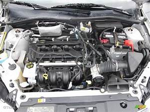 2008 Ford Focus Se Sedan 2 0l Dohc 16v Duratec 4 Cylinder Engine Photo  39035503