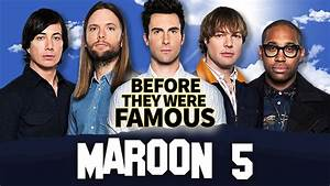 Maroon 5 Before They Were Famous Adam Levine Biography