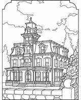 Coloring Victorian Houses Adult Farm Colouring Drawing Printable Az Homes Adults Sheets Landscape Printables Coloringhome Azcoloring Draw Clipart Popular Sketch sketch template