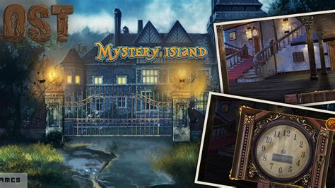 Lost On The Mystery Island   Escape Room free APK ...