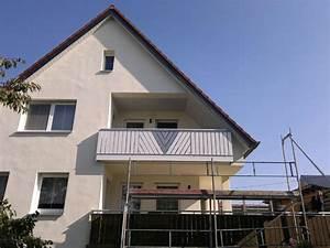 Balkongeländer Pulverbeschichtet Anthrazit : balkongel nder aluminium pulverbeschichtet alu balkongel ~ Michelbontemps.com Haus und Dekorationen