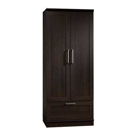 Sauder Home Plus Wardrobe Storage Cabinet