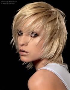 Razor Cut Hairstyles Short Hair