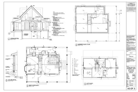 house drawings plans rod crocker residential