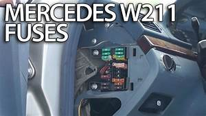 Where Are Fuses And Relays In Mercedes