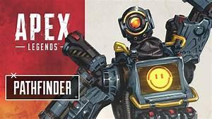 Meet Pathfinder  U2013 Apex Legends Character Trailer