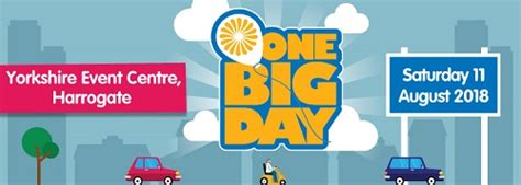 One Big Day - Event - Harrogate - North Yorkshire ...