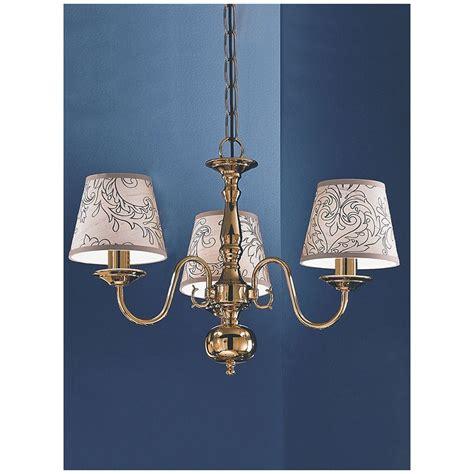 franklite pe7913 delft polished brass 3 light ceiling