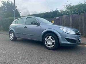 Vauxhall Astra 1 4 Petrol Manual 2008 Low Mileage  Car For