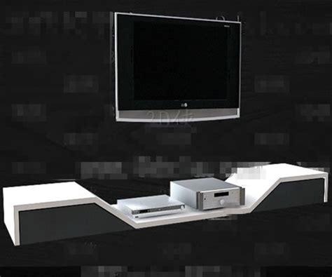silver  white unique tv cabinet  model downloadfree
