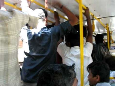 crazy incident  chennai local bus youtube