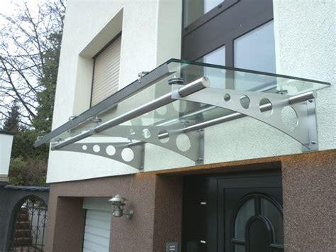 vordach glas edelstahl edelstahvordach glasvordach vord 228 cher vordach g 252 ns