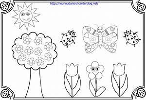 25 Dessins De Coloriage Jardin Imprimer